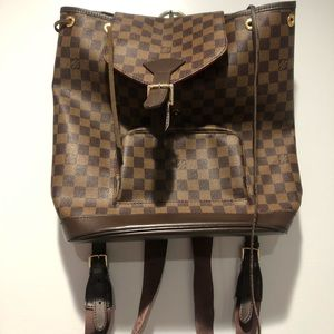 Louis Vuitton Bookbag